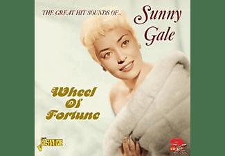 Sunny Gale - WHEEL OF FURTUNE  - (CD)
