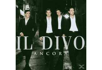 Il Divo - ANCORA  - (CD)