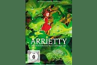Arrietty - Die wundersame Welt der Borger [DVD]