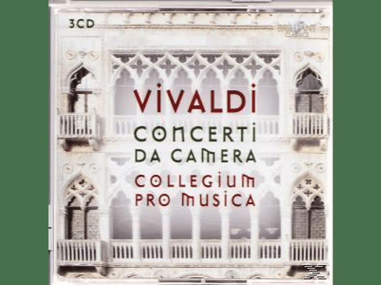 Collegium Pro Musica, Baglian, Federico Guglielmo - Concerti Da Camera [CD]