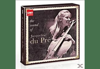 Jacqueline/various Du Pre - The Sound Of Jacqueline Du Pre  - (CD)