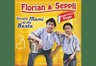 Florian Und Seppli - Unsre Mami Ist Die Beste  - (CD)