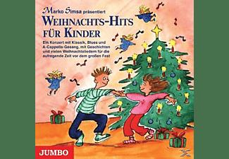 Marko Simsa - Weihnachts-Hits für Kinder  - (CD)