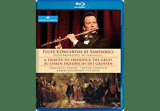 Emmanuel Pahud, PAHUD/PINNOCK/BPO - Zu Ehren Friedrichs Des Grossen (Bd)  - (Blu-ray)