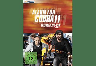 Alarm für Cobra 11 - Staffel 27 (Folgen 215-220) DVD