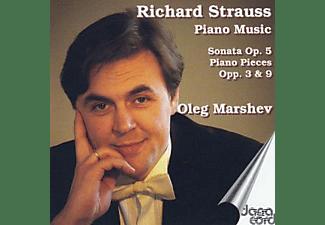 Oleg Marshev - Klavierwerke  - (CD)