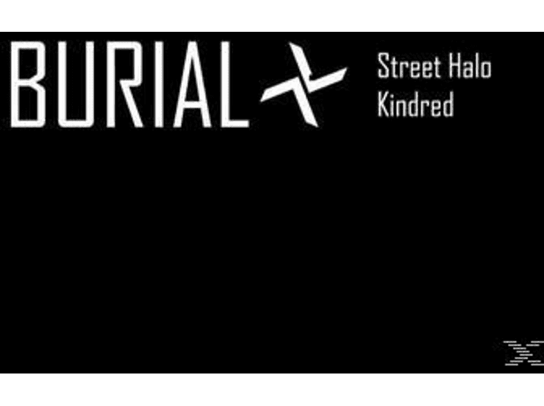 The Burial - Street Halo Ep/Kindred Ep [CD]