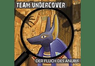 Team Undercover - Team Undercover-Der Fluch Des Anubis  - (CD)