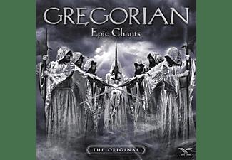 Gregorian - Epic Chants  - (CD)