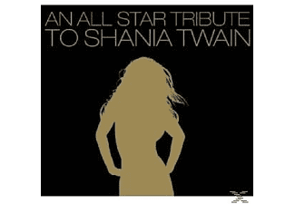 VARIOUS - Tribute To Shania Twain  - (CD)