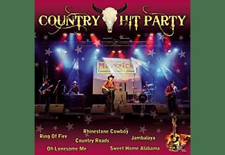 Maverick - Country Hit Party  - (CD)