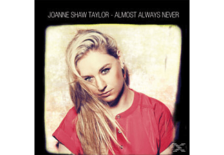 Joanne Shaw Taylor - Almost Always Never - (CD)