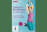 Brigitte - Fatburn & Bodyshape - Das große Workout [DVD]