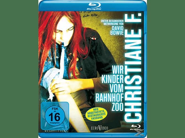 Christiane F. - Wir Kinder vom Bahnhof Zoo [Blu-ray]