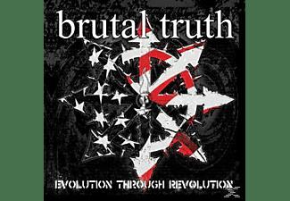 Brutal Truth - Evolution Through Revolution  - (CD)
