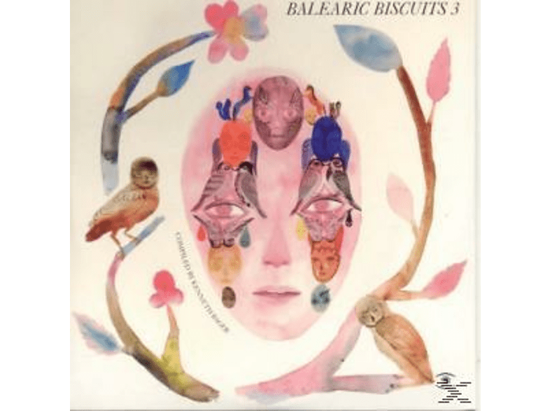 VARIOUS - Balearic Biscuits 3 [CD]