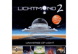 Lichtmond - LICHTMOND 2 - UNIVERSE OF LIGHT  - (CD)