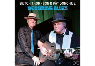 Pat Donohue, Butch Thompson - VICKSBURG BLUES  - (CD)