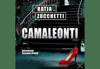 Susanne Arnold - Camaleonti-Der Mafiakrieg  - (CD)