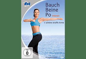 BAUCH BEINE PO INTENSIV & SCHÖNE STRAFFE ARME DVD