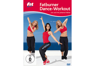 Fit For Fun - Fatburner Dance-Workout DVD