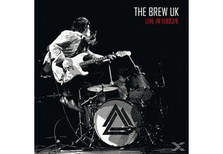The Brew Uk - Live In Europe  - (Vinyl)