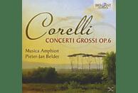 Pieter-jan Belder, Musica Amphion - Concerti Grossi Op.6 [CD]