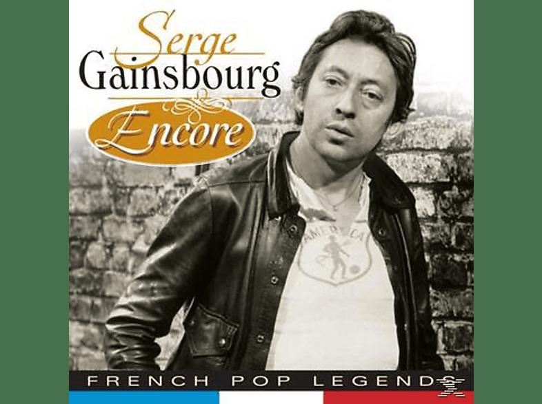 Serge Gainsbourg - Encore [CD]