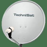 TECHNISAT 1055/2194 DigitalSat 55 V/H-LNB Satellitenschüssel (HDTV, DVB-S, Grau)