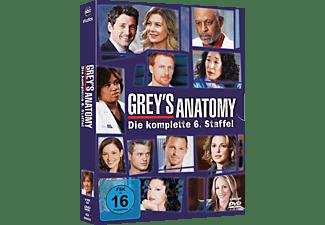 Grey's Anatomy - Staffel 6 DVD