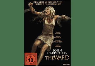 John Carpenter's The Ward DVD