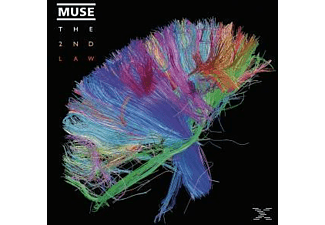 Muse - THE 2ND LAW  - (CD)