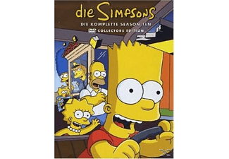 Die Simpsons - Staffel 10 Collector's Edition [DVD]