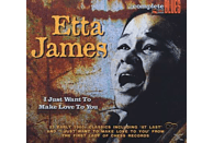 James Etta - I Just Want To Make Love To You [CD]