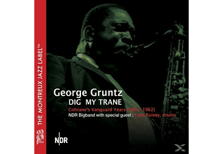 George Gruntz, Tom Rainey, Ndr Bigband - Dig My Trane (Coltrane's Vanguard)  - (CD)
