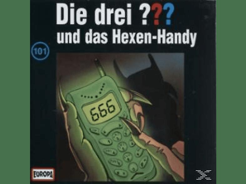 Die drei ??? 101: Hexenhandy - (CD)