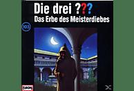 Die drei ??? 103: Das Erbe des Meisterdiebes - (CD)