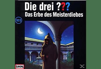 - Die drei ??? 103: Das Erbe des Meisterdiebes  - (CD)