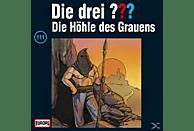 Die drei ??? 111: Die Höhle des Grauens - (CD)