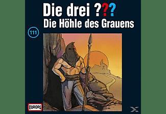 - Die drei ??? 111: Die Höhle des Grauens  - (CD)
