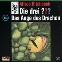 Die drei ??? 113: Das Auge des Drachen - (CD)