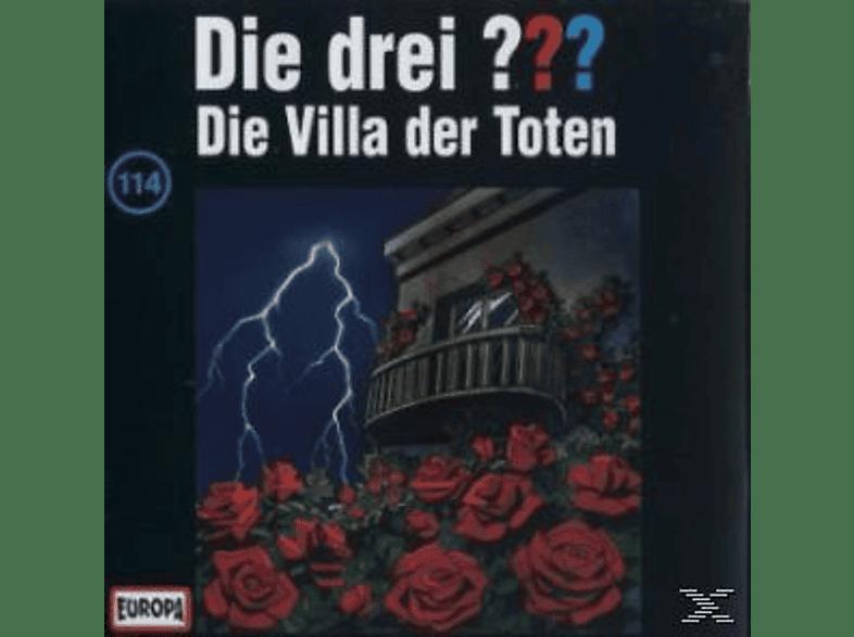 Die drei ??? 114: Die Villa der Toten - (CD)