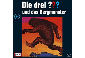 Die drei ??? 14: ...und das Bergmonster  - (CD)