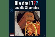 Die drei ??? 26: ...und die Silbermine - (CD)