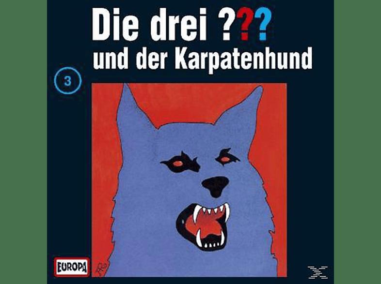 Die drei ??? 03: ...und der Karpatenhund - (CD)