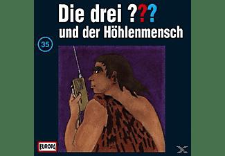 Die drei ??? 35: ...und der Höhlenmensch  - (CD)