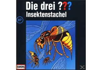 - Die drei ??? 97: Insektenstachel  - (CD)