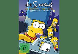 Die Simpsons - Staffel 7 DVD