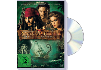 Pirates Of The Caribbean - Fluch der Karibik 2 - Dead Man's Chest - (DVD)