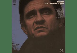 Johnny Cash - Hello,I'm Johnny Cash  - (Vinyl)